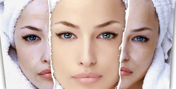 Ночная маска для лица с эффектом ботокса