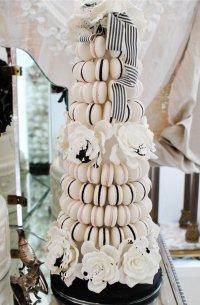 Макаруны на свадьбе