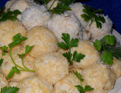 очень вкусные салаты Салат «Рафаэлло»