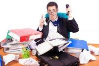 Как избавиться от имитации бурной деятельности на работе
