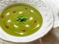 Детский зеленый суп-пюре