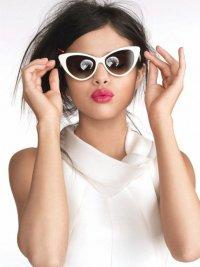 Модные очки cat-eye