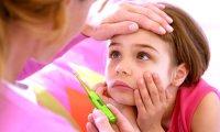 Признаки кори у детей