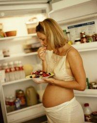 Все о правильном питании беременной