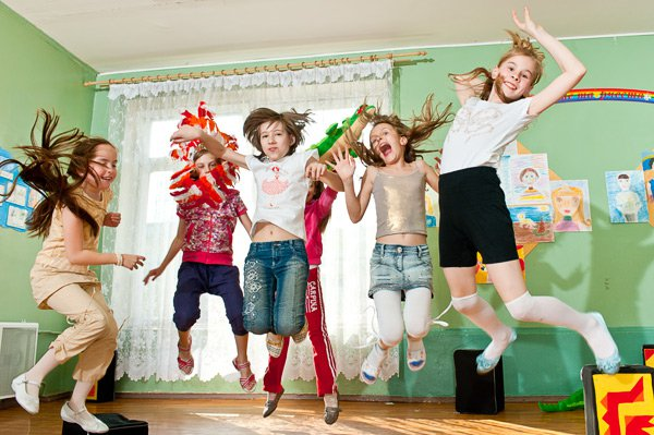 Как совладать с гиперактивным ребенком