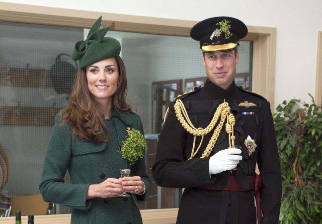 Принц Уильям: «Нам пока достаточно одного ребенка»