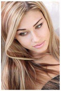 Мелирование волос: за и против