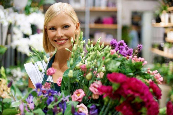 Правила по выбору флориста