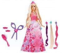 Barbie: Модный тренд – накладные пряди!
