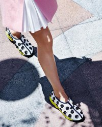 Стильно спортивно: кроссовки Dior Fusion Sneakers