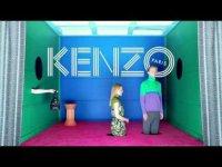 Необычный рекламный ролик бренда Kenzo