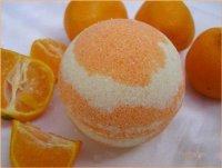 Цитрусовые шарики (бомбочки) для ванны