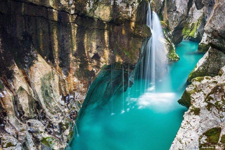 Сказочная река Соча — место из «Хроник Нарнии»