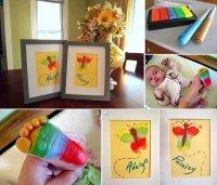 Детская открытка за 30 минут