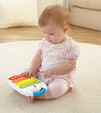 Цветной ксилофон для самых юных музыкантов!