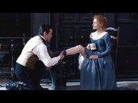 Джессика Честейн и Колин Фаррелл сыграли госпожу и слугу