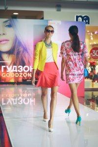 IMMOFINANZ Group: стильный Fashion Day в торгово-развлекательном центре ГУДЗОН