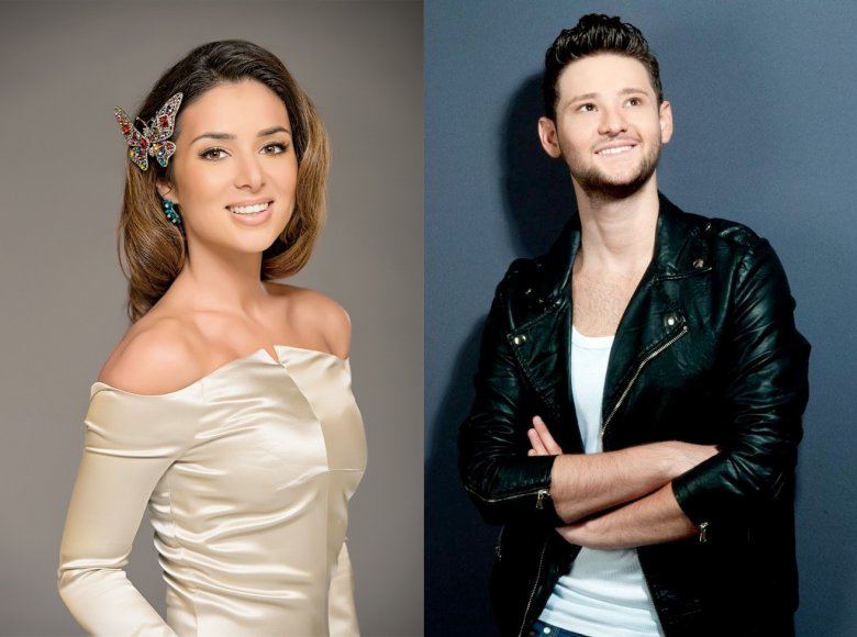 Злата Огневич записывает дуэт с победителем «Евровидения»