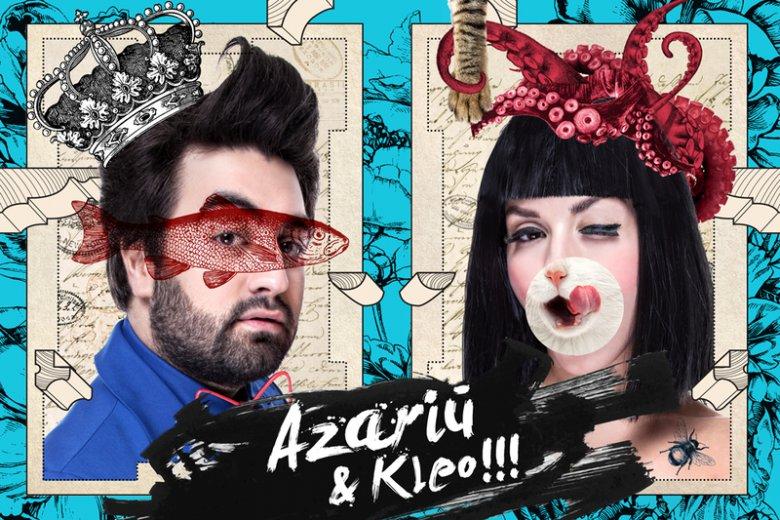 Первое видео Azarій&Kleo!
