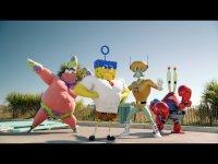Официальный тизер-трейлер «Губка Боб в 3D»