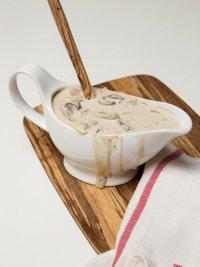 Рецепт грибного соуса