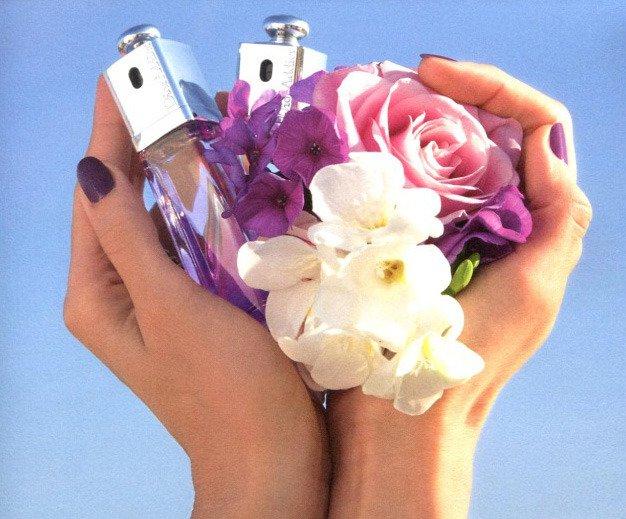 Как летом пользоваться парфюмом