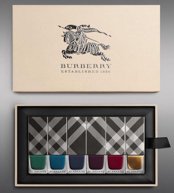Многоцветье новой коллекции Burberry