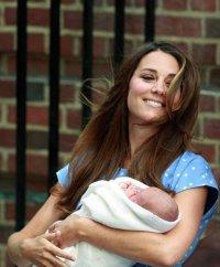 Кейт Миддлтон ожидает двойню
