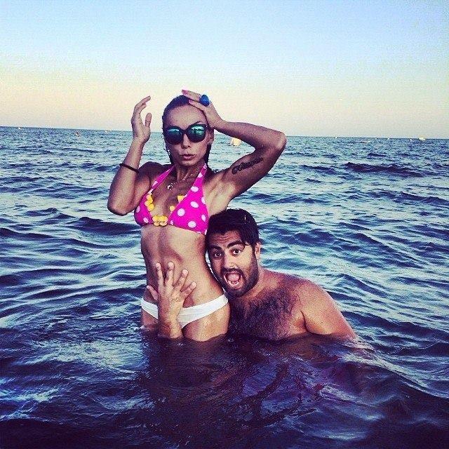 Azarій&Kleo провели жаркий август вместе