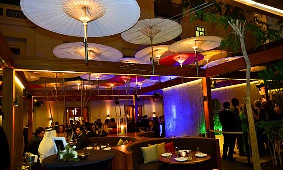 Открытие ресторана Toko