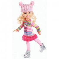 Окунись в зимнюю сказку вместе с Barbie, Челси и ее подружками!