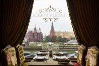 Новый год с видом на Кремль в «Пьяцца Росса»!