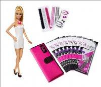 Создавай стильные образы вместе с Фабрикой моды от Barbie®!