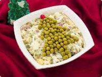 Новый оливье на Новый год