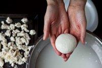 Как приготовить моцареллу в домашних условиях