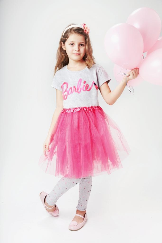 Модные футболки Barbie® эксклюзивно в «SELA»!