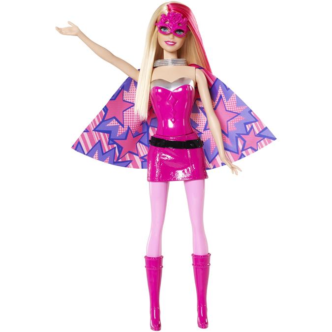 Barbie® супер принцесса снова спасает мир!