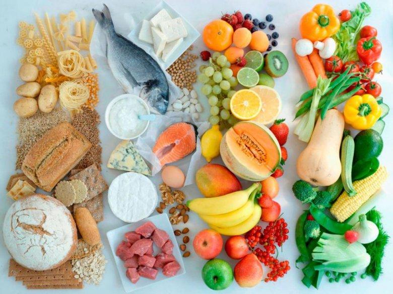 Простые правила питания