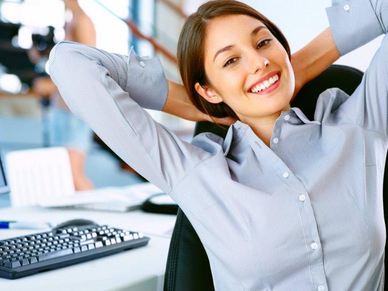 Как настроиться на рабочий день
