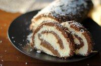 Пирожное «Баунти» (из печенья без выпечки)