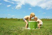 Как уменьшить влияние бытовой химии на ребенка
