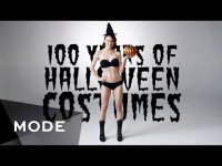 100 лет эволюции костюмов на Хэллоуин