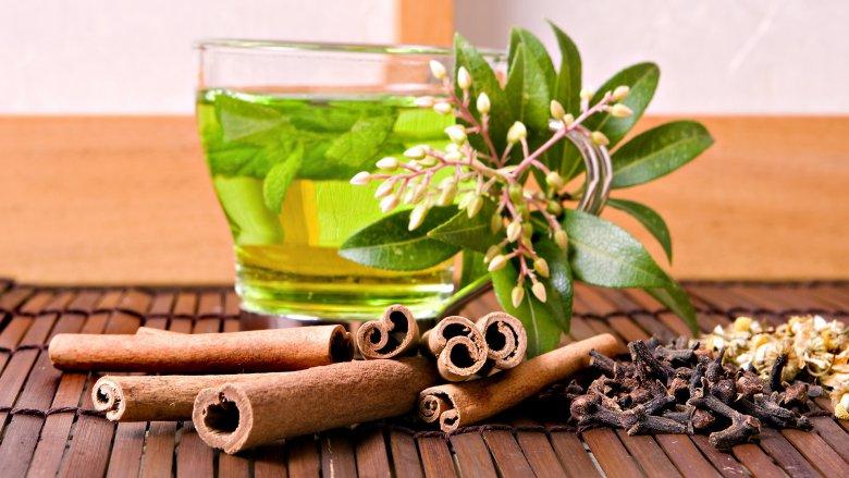 Чай из корицы и лаврового листа для похудения