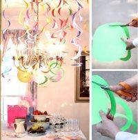 Идея украшения дома на Новый год