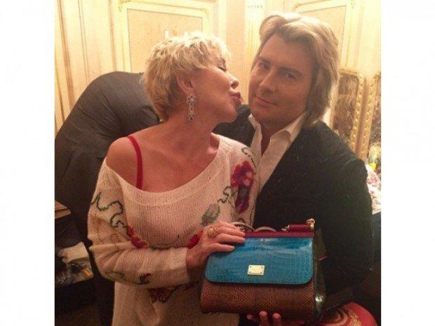 Кому Николай Басков делает самые дорогие подарки?