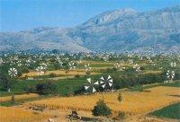 Тысячи мельниц в долине Лассити