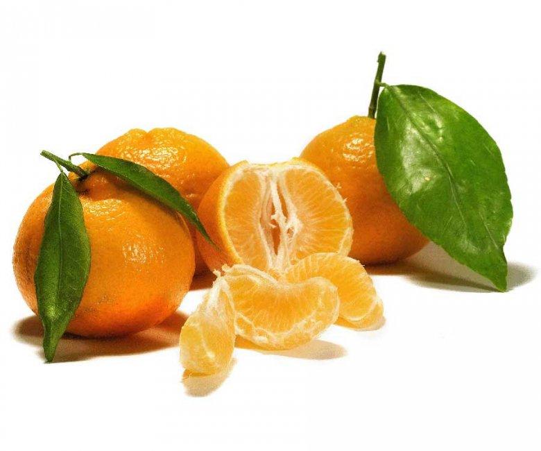 Лечебные свойства кожуры и листьев мандаринов