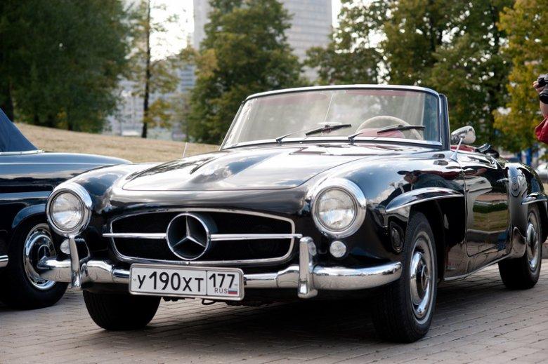 «Ингосстрах Exclusive» приглашает на ралли классических автомобилей
