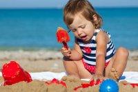 Идеи для игр с ребенком в песочнице