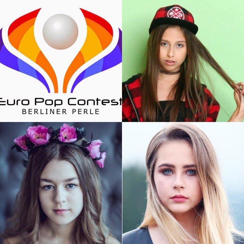 Участники «Голос Діти» стали призерами конкурса в Берлине!